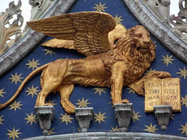 Leone Marciano, Basilica San Marco, Venice