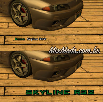 gta sa mod real cars name rename vehicles nomes reais carros