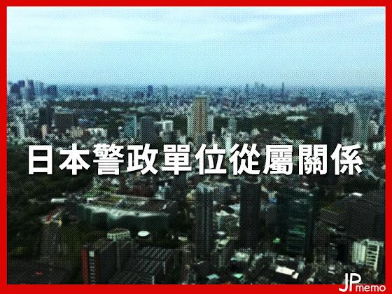 002-japan-police-system-名偵探柯南中常出現的警視廳、警察廳、警察署