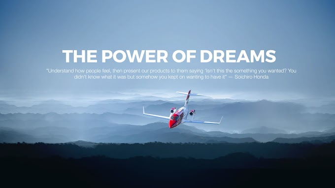 The Power and the Meaning of dream
