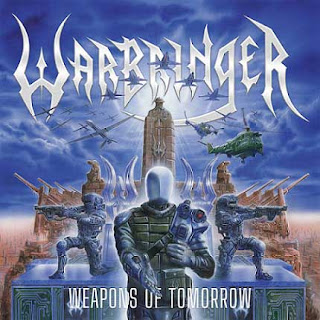 "Το album των Warbringer ""Weapons of Tomorrow"""