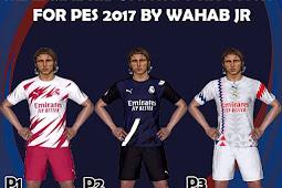 Fantasy Kits Real Madrid - PES 2017