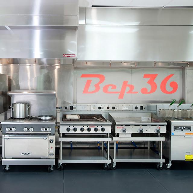 hệ thống bếp từ