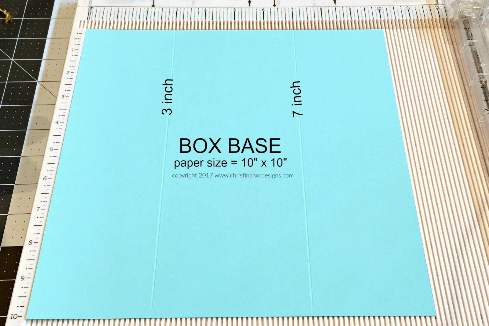 graduation cap box gift card insert tutorial