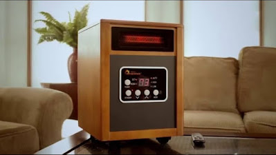 Going to look at the top 5 space heaters available on the market today