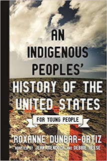 Book cover for Indigenous Peoples History of the United States