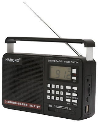 Habong KK 269 21 Band Radio