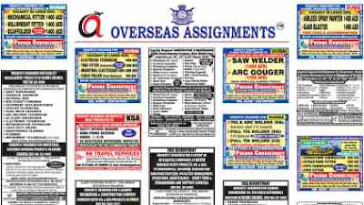 Assignments Abroad Times Notice