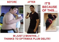 Buah Plum Delite Diet Detox Kurus Slim BPOM Optrimax Herbal Original Aman Healthy Fruit Optimax