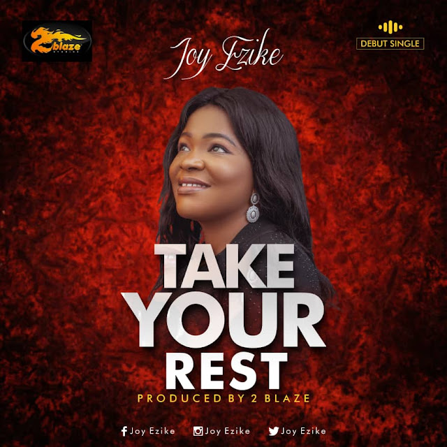 Download Take Your Rest by Joy Ezike