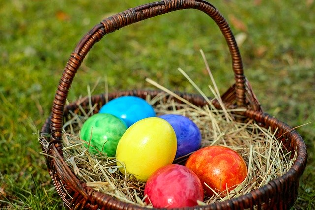 History Of The Easter Basket | Traditions and craft 2020