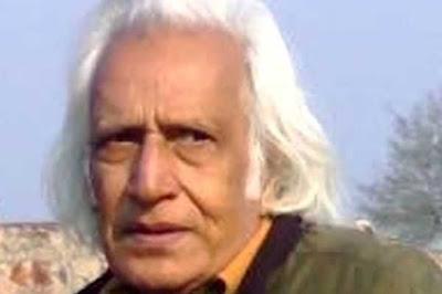 हिन्दी के साहित्यकार और नाटक लेखक सुरेंद्र वर्मा को व्यास सम्मान