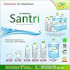 Air Minum Santri