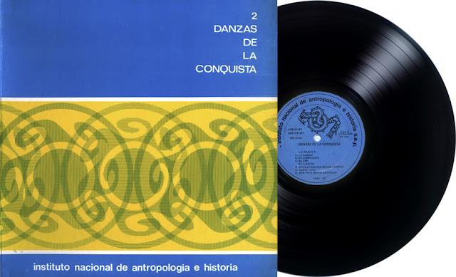 INAH 02 - DANZAS DE LA CONQUISTA