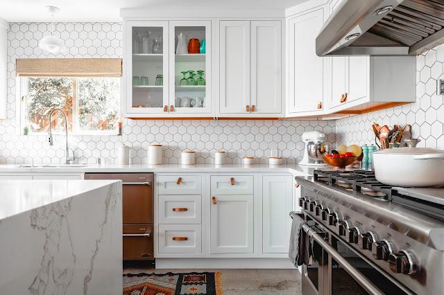 Dapur Minimalis Modern Mewah Terbaru