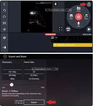 Cara Edit Video Menggunakan KineMaster di HP, Dijamin Langsung Mahir!