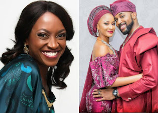 Entertainment: Kate Henshaw reacts to Adesua's naked photo