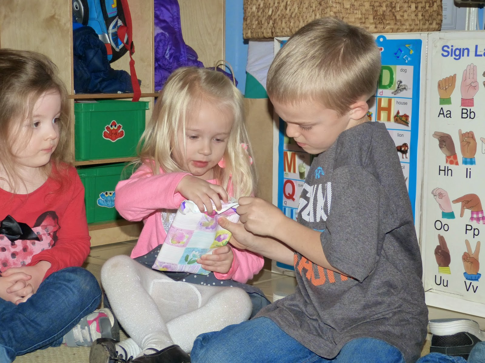 Valentines Day Fun with Paula's Preschool and Kindergarten