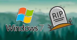رسميا مايكروسوفت تودع نظام الويندوز 7 بشكل نهائي، اليك طريقة تنزيل ويندوز 10