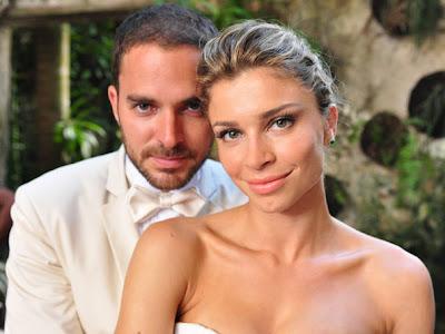 2 Grazi Massafera vestida de noiva