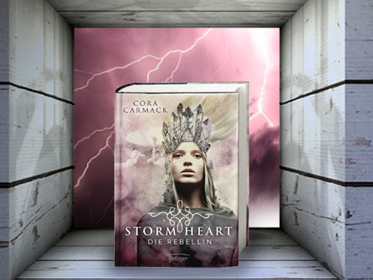 [REZENSION] Stormheart - Die Rebellin von Cora Carmack