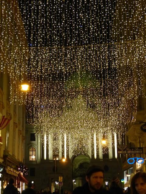 Quartier de Graben Vienne