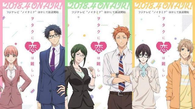 Wotaku ni Koi wa Muzukashii Mendapatkan Episode Baru?