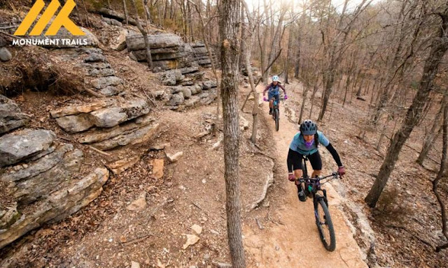 Mountain biking comes to Arkansas in a big way with new trail system in state parks