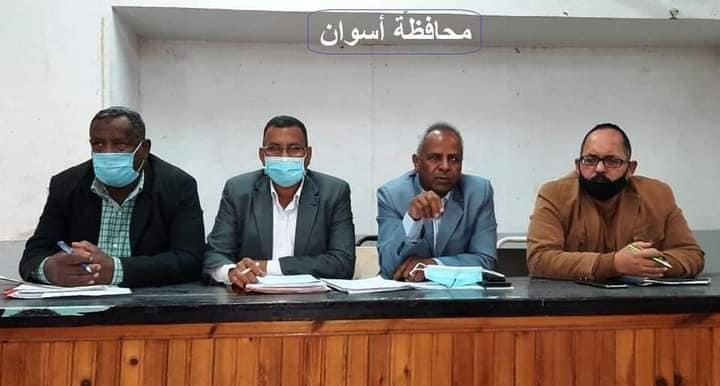 وزارة التنمية المحلية المشروع القومي لتنمية القرى المصرية