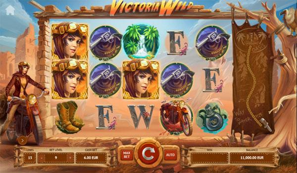 Main Gratis Slot Indonesia - Victoria Wild Yggdrasil