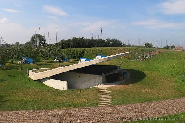 Muiderslot Castle Water Pavilion