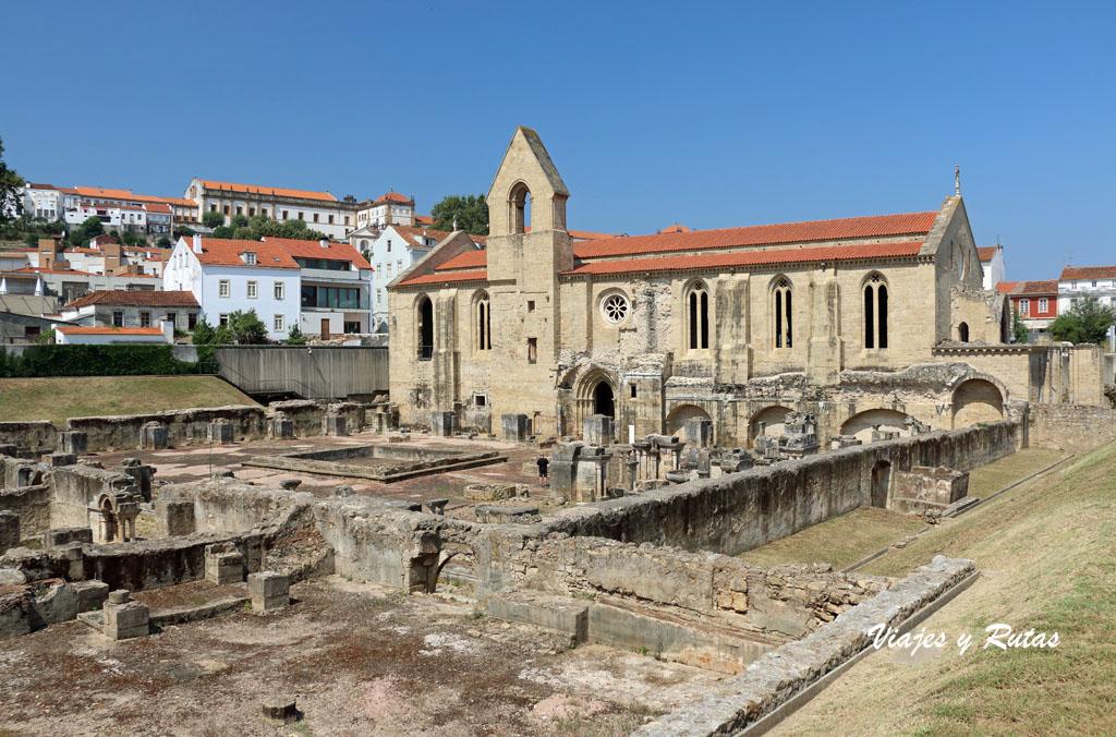 Monasterio de Santa Clara-a-Velha (Coimbra)