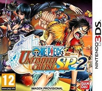 Rom One Piece Unlimited Cruise SP 2 3DS