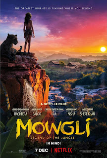 Download Mowgli: Legend Of The Junggle (2018) WEBDL Subtitle Indonesia