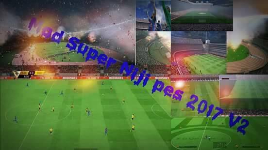 PES 2017 Best Mod Super Niji V2 dari Niji Ro