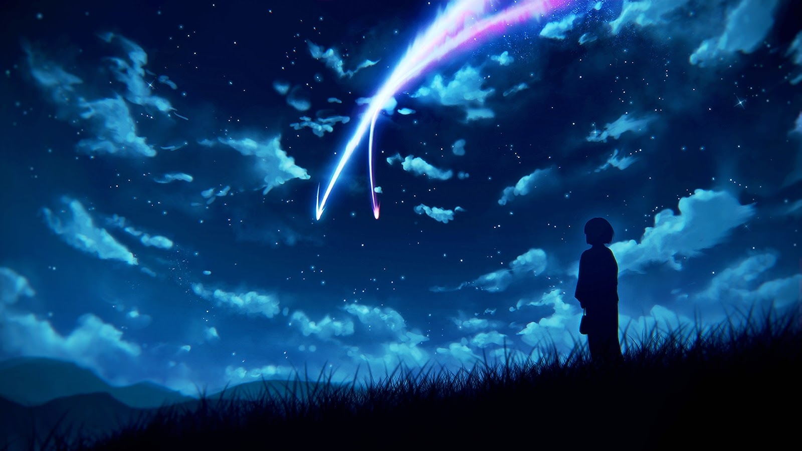 AowVN%2B%252830%2529 - [ Hình Nền ] Anime Your Name. - Kimi no Nawa full HD cực đẹp | Anime Wallpaper
