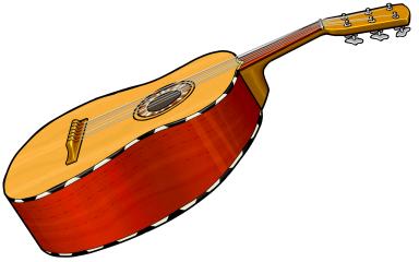 ギタロン guitarron