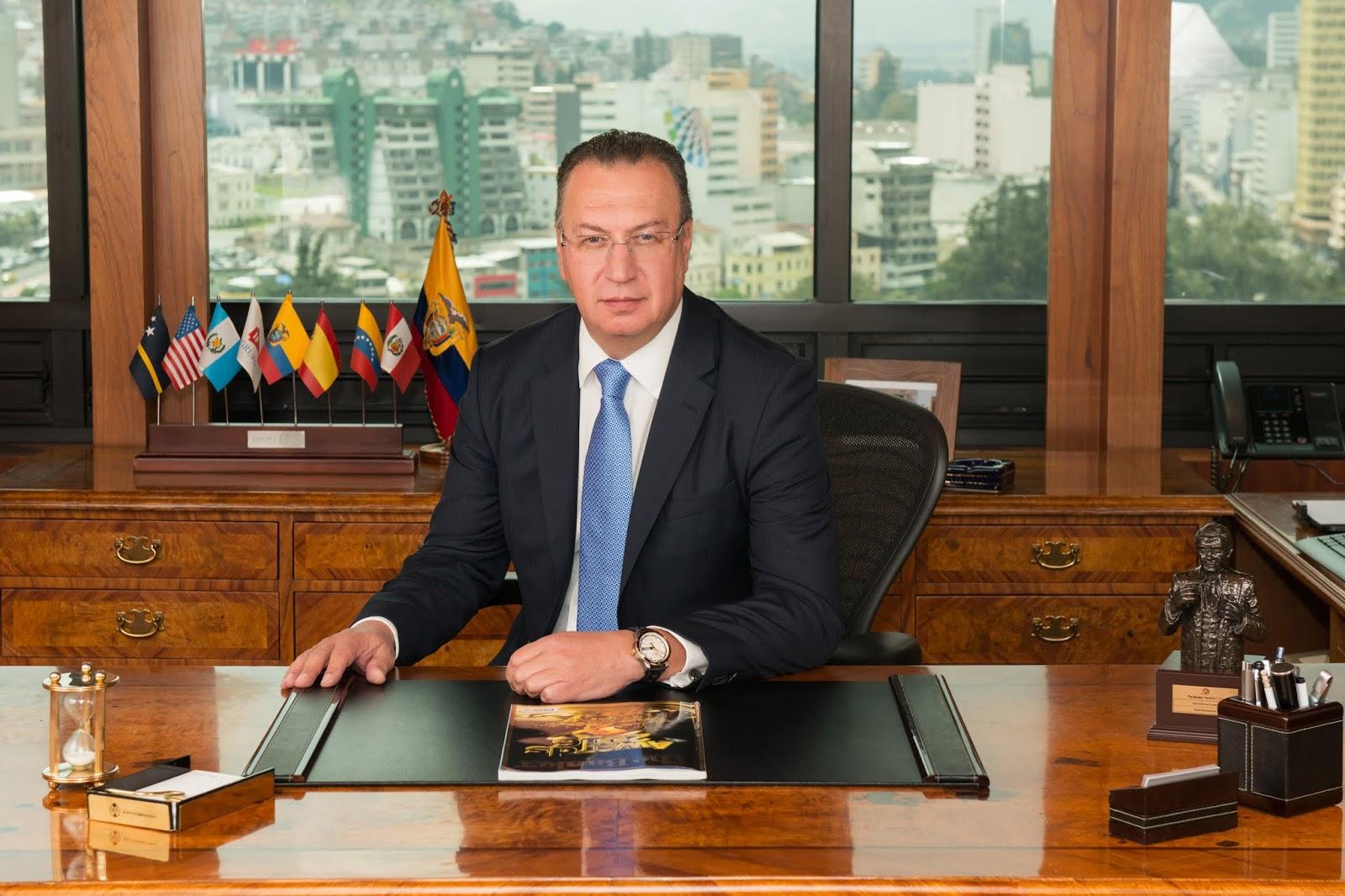 Banco Internacional impulsa los créditos para las pymes de Ecuador