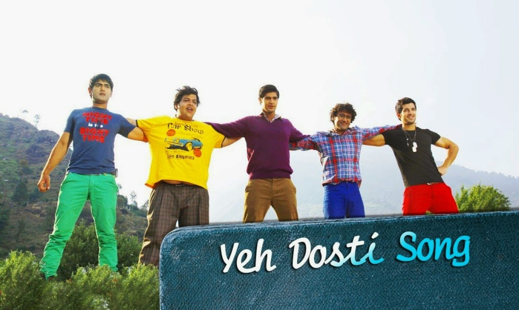 Yeh Dosti - Purani Jeans (2014) Full Music Video Song Free Download And Watch Online at worldfree4u.com