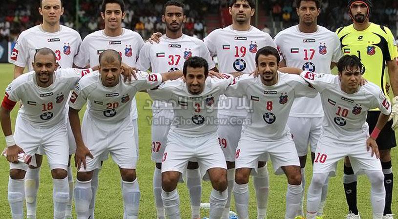 الفيصلي الأردني ونادي الكويت