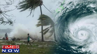 Cyclone: After making a landfall in Mozambique, it's most likely to happens in Zambia