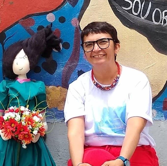 Escritora e poeta caririense Fátima Teles é a mais nova colunista do Blog Negro Nicolau