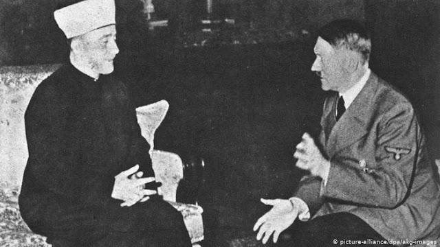 Semangat Anti-Yahudi, Akar Koalisi Nazi-Islam di Perang Dunia II
