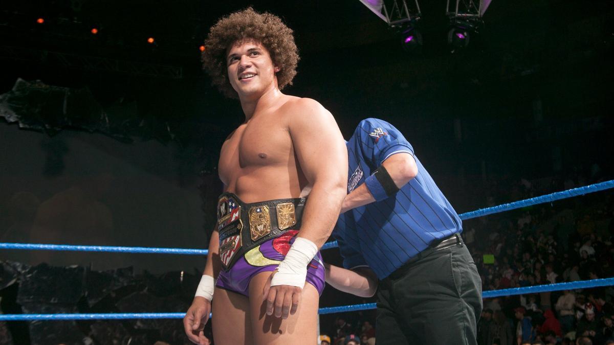 The Hurt Business podem ter sido responsáveis pelo retorno de Carlito a WWE