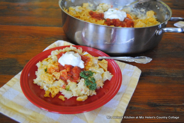 Tex Mex Breakfast Skillet at Miz Helen's Country Cottage