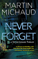 Review of Never Forget by Martin Michaud