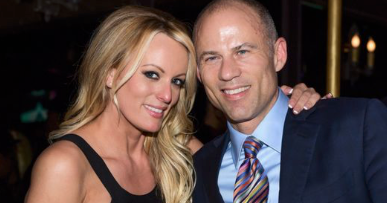 Judge Dismisses Stormy Daniels Lawsuit Against Trump, Orders Her to Pay His Legal Fees