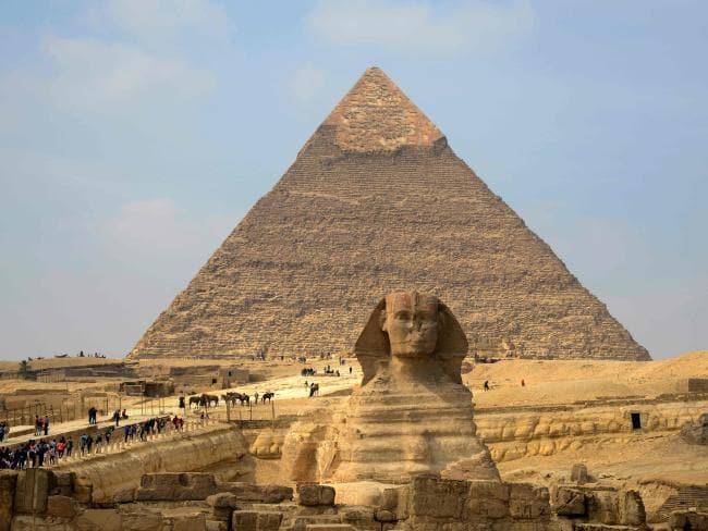 Mystery of Mummified Alien Inside Pyramid in Egypt
