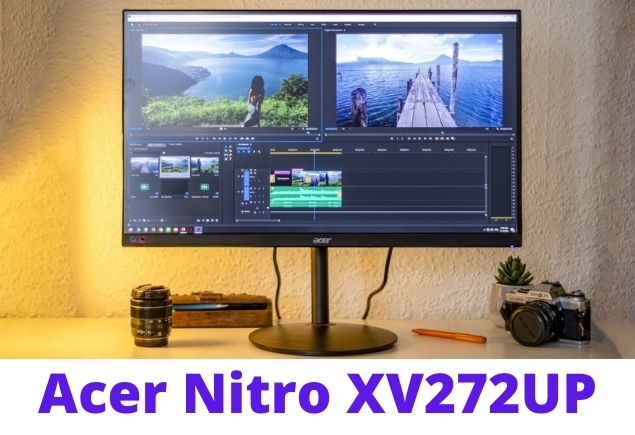 Acer Nitro XV272UP - gaming and photo editing on one monitor?