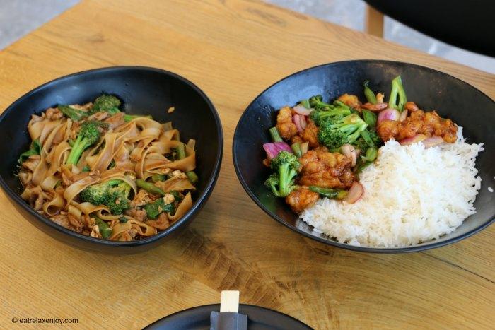 קמפאי סטריט ווק אושילנד – טעים ומהיר